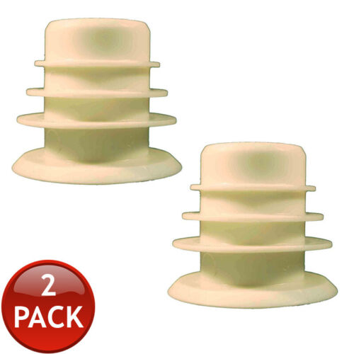 2 x POSEIDON AUTOMATIC POOL CLEANER HOSE CONE SKIMMER BOX POOL HOSE CONNECTOR