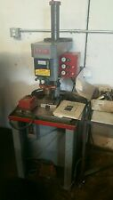 Snow Sd1 Vertical Tapping Machine Withfoot Control 12 Hp 220 Volt 3 Phase Usa