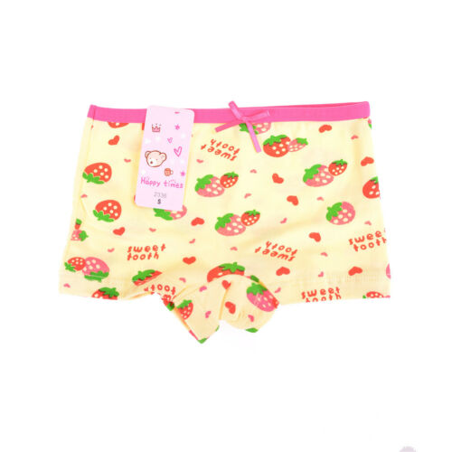Baby Briefs Underwear Knickers Cute Boxer New Kids Underpants Girls ShortsBLTB