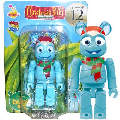 Disney Pixar Christmas Party 2013 Bearbrick Be@rbrick 100/% no.24 The Incredibles