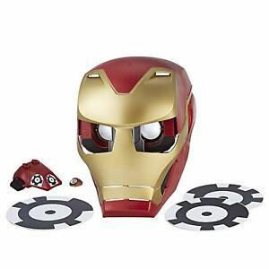 Iron-Man-Helmet-Mask-Marvel-Avengers-Infinity-War-Hero-Vision-AR-BRAND-NEW