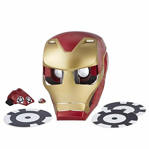 Iron Man Casque Masque Marvel Avengers Infinity War Hero Vision AR-NEUF