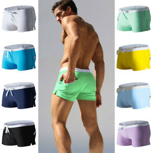 Summer-Men-Swimsuit-Swimming-Trunks-Sexy-Swimwear-Swim-Boxer-Short-Bikini