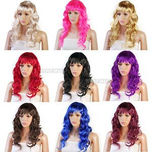 New-Sexy-Womens-Long-Curly-Full-Wig-Party-Cosplay-Fancy-Dress-Costume-Wigs