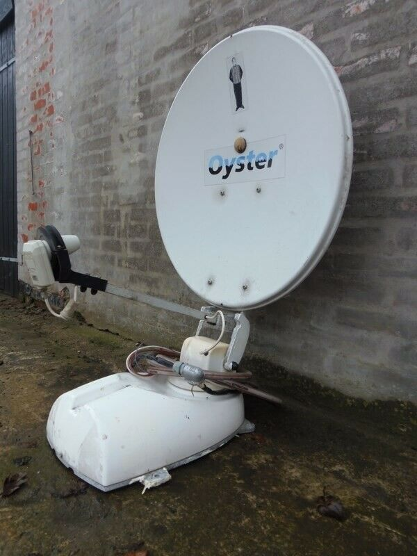 Oyster Digital Sat-Antenne