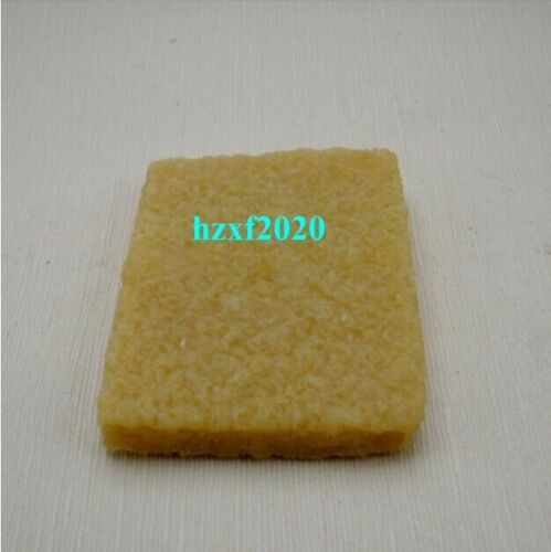 5pcs Leather Craft DIY Natural Rubber Remove Clear leather glue Rubber Sheet