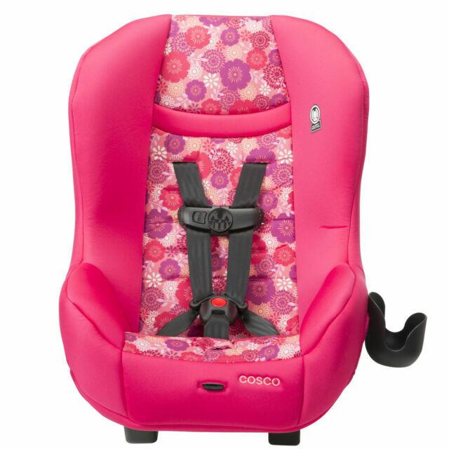 Cosco Scenera Next Convertible Car Seat, Pink Toddler Car Seat