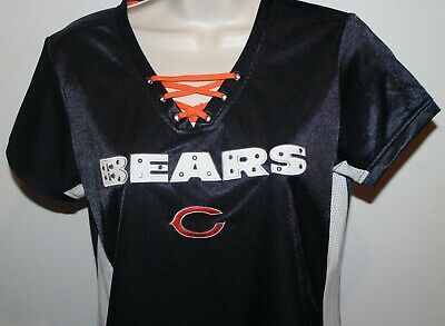chicago bears bling jersey