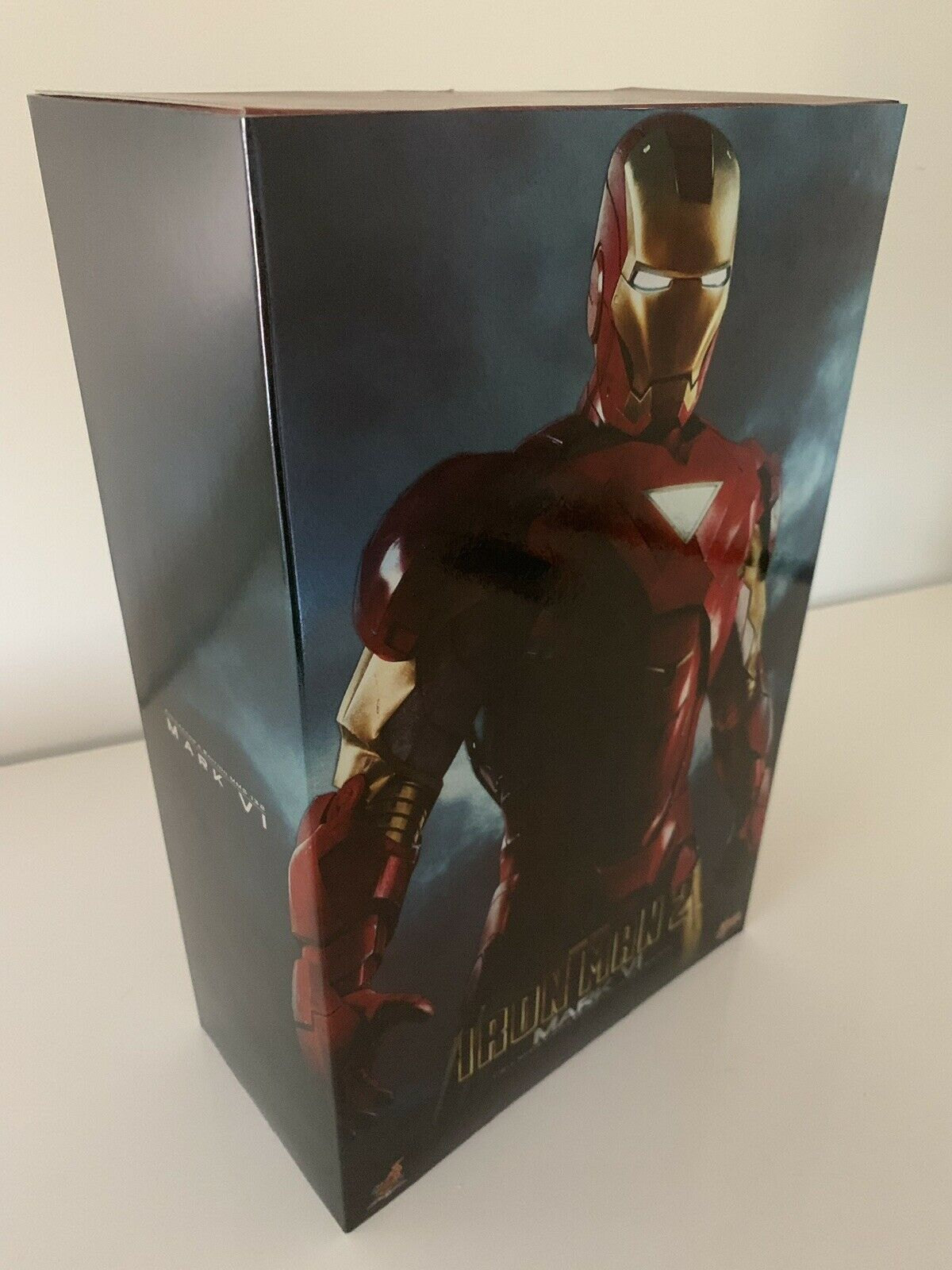 Hot Juguetes 1 6 Iron Man 2 Mark VI MMS132 Marvel