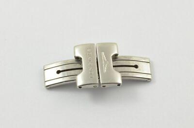 Correas Adaptable Longines Acero Cierre Desplegable 14mm Para Conquest Vintage Acero Pulsera Sale Overall Discount 50-70% Relojes Y Joyas