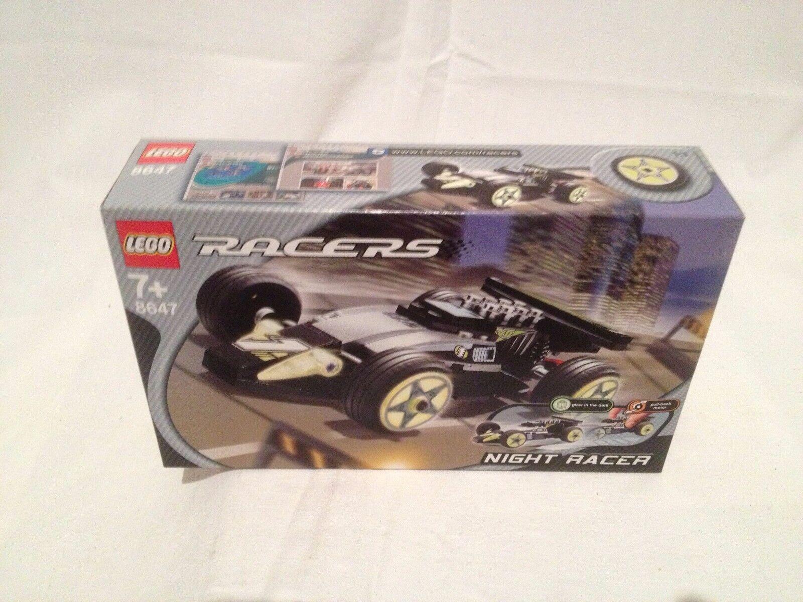 Lego Racer 8647 Night Racer NEUF NEUF NEUF 1 édition 15f6b8