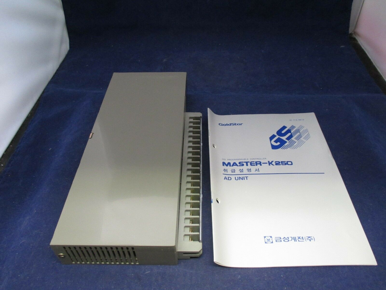 goldStar K5F-AD03 Master-K250  Analog Input Module  new
