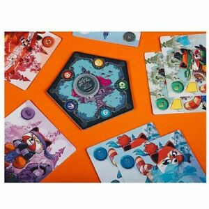 Highly Interactive Collectible Excellent Quality Funfilled Red Panda Card Game