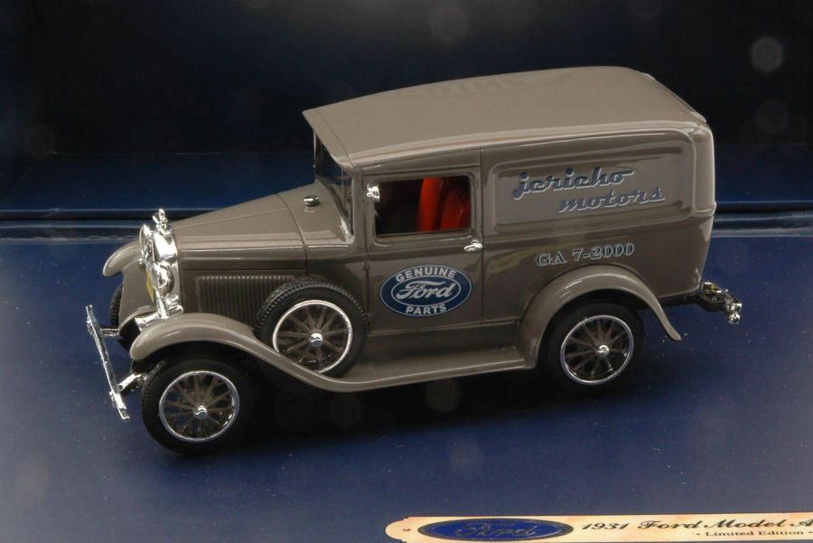 Ford Model A Livery Jericho Motors 1913 1 43 Model FORD GENUINE PARTS