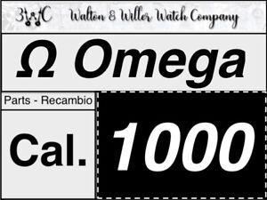 1-pc-OMEGA-1000-original-parts-vintage-GENUINE-quartz-movement-New-NOS-3WC