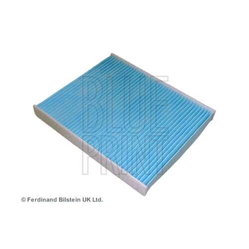 Fits BMW X5 F15 F85 M Authentique imprimé bleu intérieur air habitacle filtre à pollen
