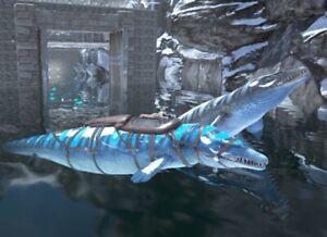Ark Survival Evolved Xbox One PvE Genesis 200-215 X-Basilosaurus Breeding Pair