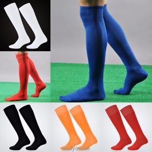 Men-039-s-Sport-football-Soccer-Long-Socks-Over-Knee-High-Sock-Baseball-Hockey-Hot