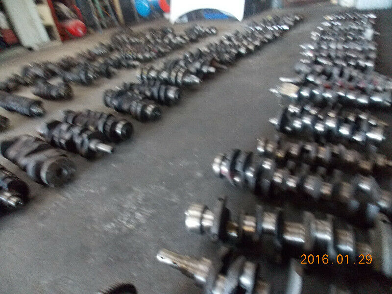 Nissan cranks for sale 1.3, 1.4,1.6,20, 2.7  R 1200