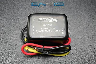 12V Radio Noise Filter MAR-P20 Marine Technology