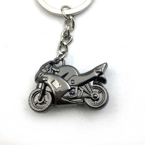 HTTMT Metal Motorcycle Key Ring Keychain Creative Gift Sports Keyring New Hot