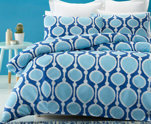 Phase-2-Beads-Aqua-Blue-Quilt-Doona-Cover-Set-SINGLE-DOUBLE-QUEEN-KING