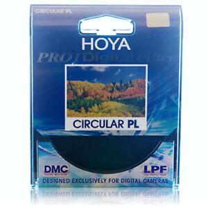 Hoya 72mm Pro1 Digital Circular Polarizing Filter CPL CIR-PL PL 72 mm PRO1D 1D 24066040596