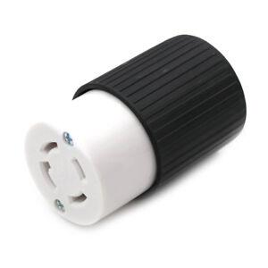 30a L14 30r Twist Locking 4 Wire Electrical Female Plug Connector