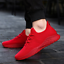 Mens-Memory-Foam-Casual-Walking-Running-Gym-Sport-Slip-On-Trainers-Shoes-Size-UK miniatura 6