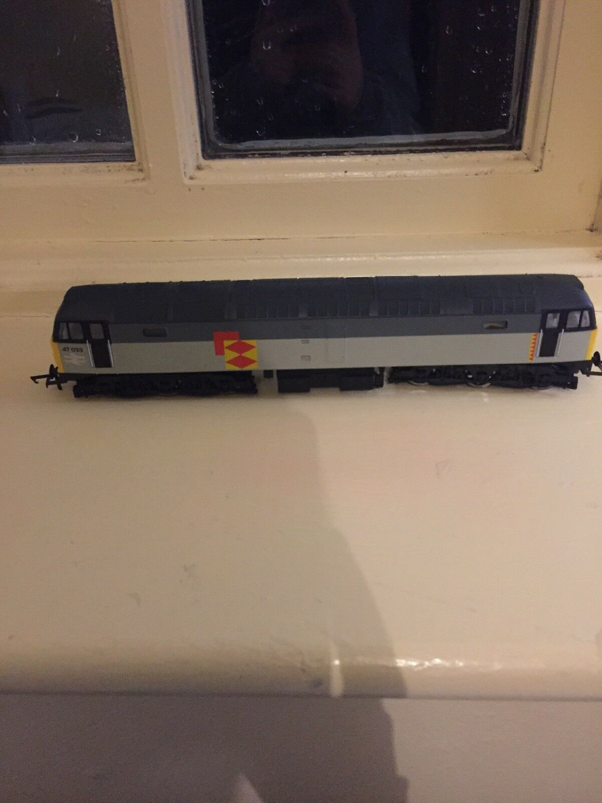 Dcc Sound Hornby locomotives oo gauge comes with box fully working
