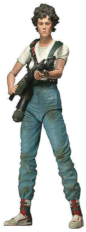 Aliens serie 5 LT. ELLEN RIPLEY figura PVC 16cm Neca