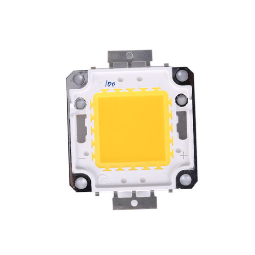 1pc cob led light dc led bulb chip on board 10W 20W 30W 50W 70W 100W 2 colors TR