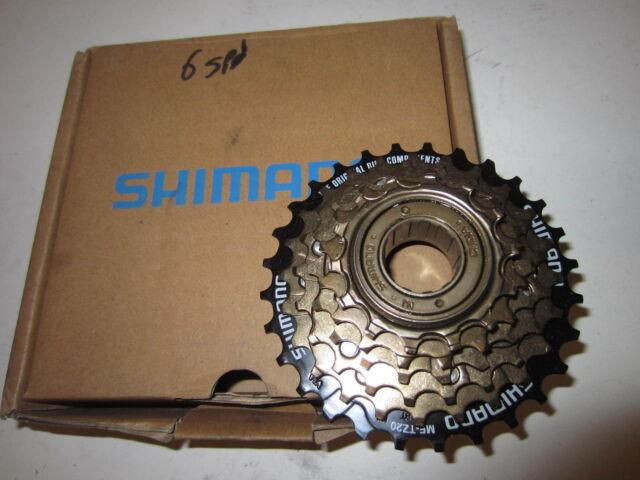 SUNLITE BICYCLE FREEWHEEL FREE WHEEL 7 SPEED 14-28 INDEX fits SHIMANO FREEHUBS