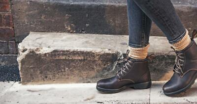 Blundstone Lace-Up Boot Women Sizing