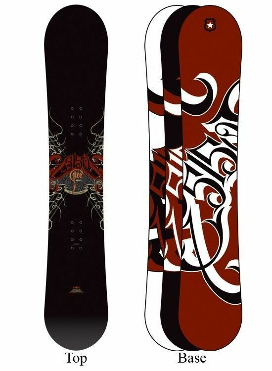New Fifty One  Fifty Snowboard Snow Board 159cm Regular or 163cm Wide  new branded