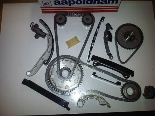 FITS NISSAN ALMERA 2.2 TD Di DCi DIESEL YD22DDTi CRD ENGINES TIMING CHAIN KIT