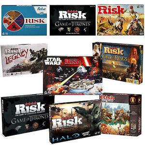 Risk - Le jeu de la conquête stratégique Choose Edition New & Sealed