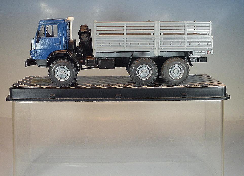 URSS CCCP USSR  KAMAZ 4310 Branda camion in O-Box  340