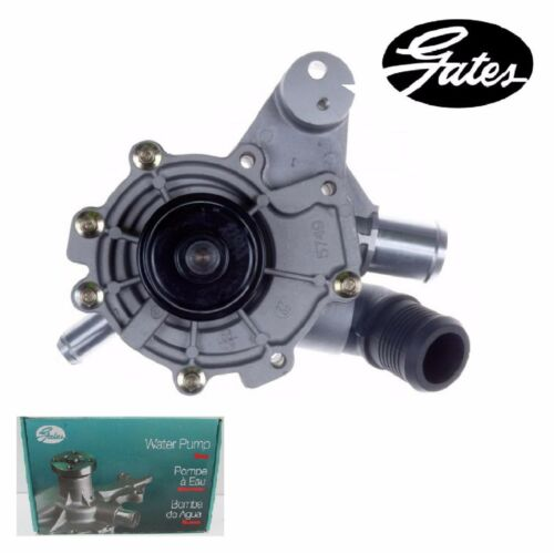 GATES Engine Water Pump for Ford Contour V6; 2.5L 1995-2000