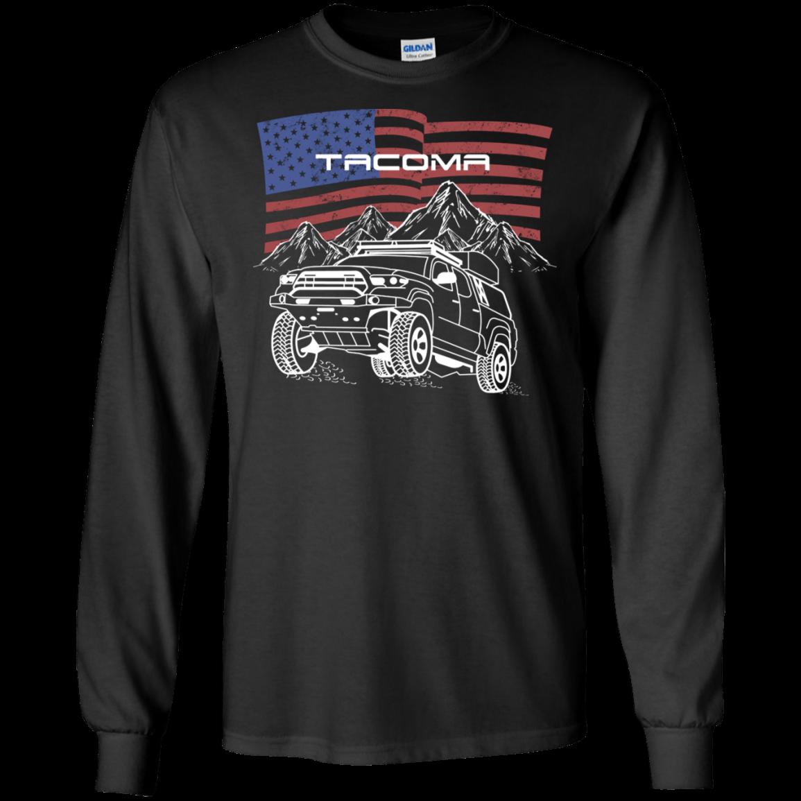 Bodylined Chevrolet Silverado Double Cab Offroad Premium Driving Apparel Icon T-Shirt
