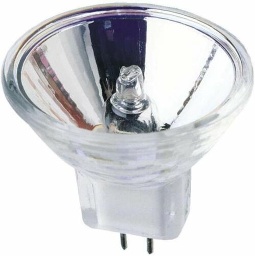 Halogen GU Base Qty 6 12V Westinghouse Bulb; 20 Watts MR11 Lensed Narrow