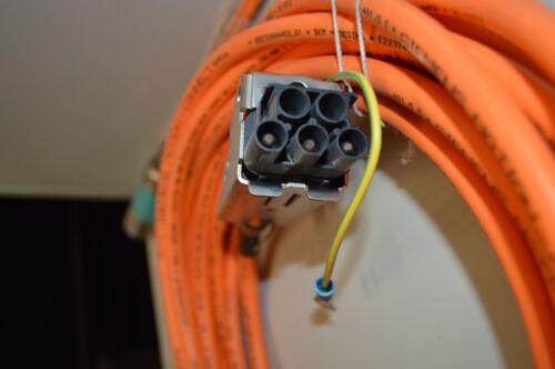 NEW SIEMENS 6FX8002-5CS01-1BA0 POWER CABLE 6FX80025CS011BA0