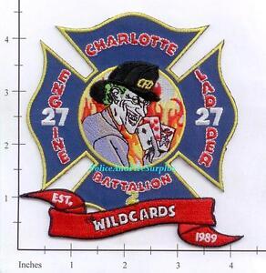 CAROLINA-DEL-NORTE-CHARLOTTE-Station-27NC-FIRE-DEPT-Parche-wildcards