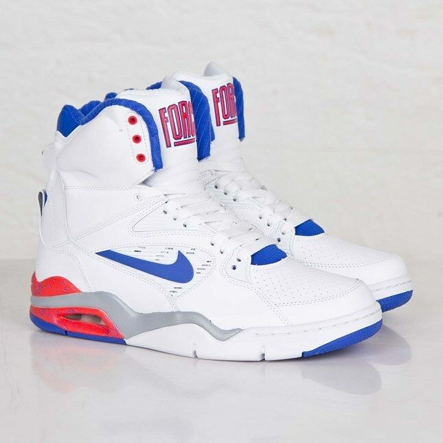Nike Air Command Force White Ultramarine 684715-101 Size 12. 684715-101 Ultramarine jordan c87113