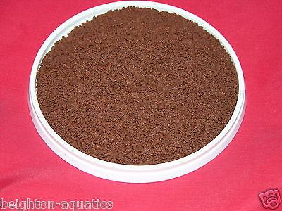 Pet Supplies 1.5mm Red Astax Sinking Granules Discus/cichlids/carnivores/bottom Feeders Fine Workmanship