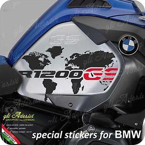 2-Adesivi-Fianco-Serbatoio-Moto-BMW-R-1200-gs-adventure-LC-Planisfero