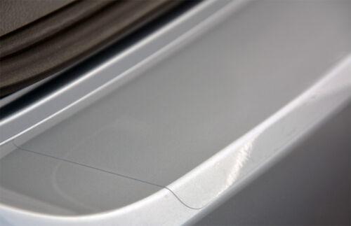 Ladekantenschutz für VW UP 5Tuerer Schutzfolie Transparent Extra Stark 240µm