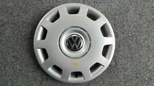 1-gebrauchte-originale-VW-15-Zoll-Radkappe-3B0601147-B