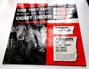 Share your chubby checker your twist party accept. The