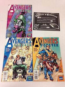 Avengers-Forever-1-Westfield-alternate-cover-2-3-4-5-6-7-8-9-10-11-12-complete
